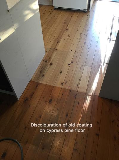 Hardwood Floor Sanding Staining